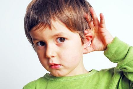 کم شنوایی مادرزادی یعنی چی؟