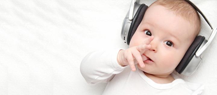 شنوایی نوزاد