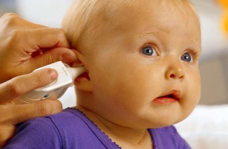 تشخیص دادن کم شنوایی در کودکان