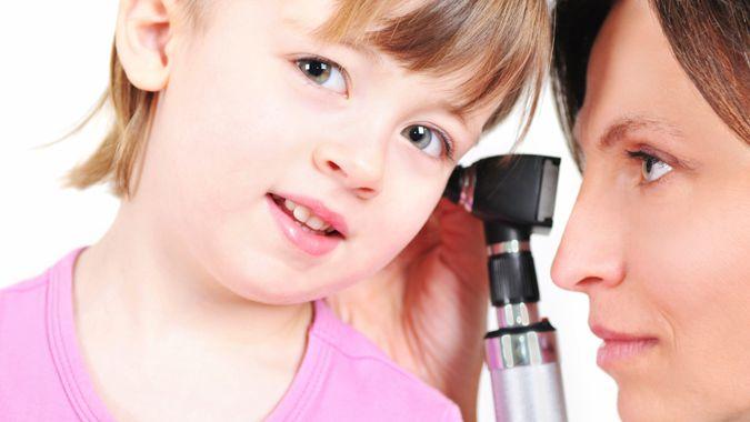 افت شنوایی در کودکان