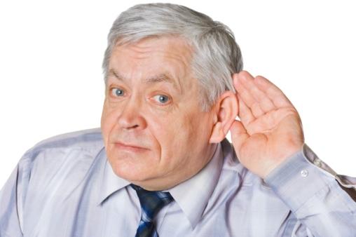 سنگین شدن گوش (گرفتگی گوش چپ)