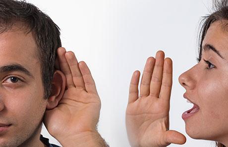 تفاوت گوش دادن و شنیدن
