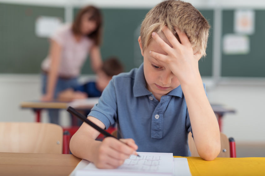 اختلال یادگیری چیست ؟ مشکل یادگیری