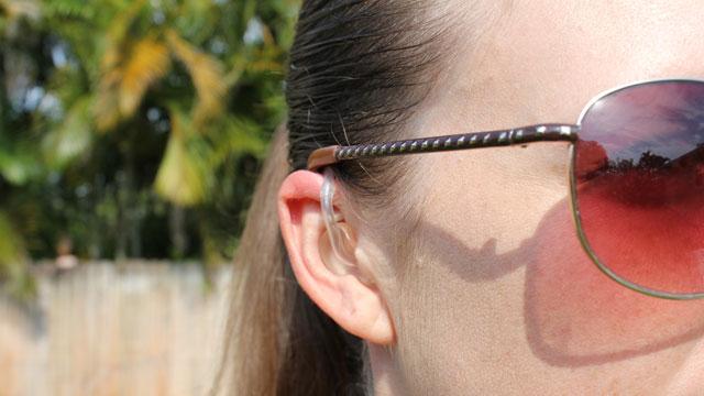 انواع عینک سمعک استخوانی و قیمت عینک سمعک استخوانی