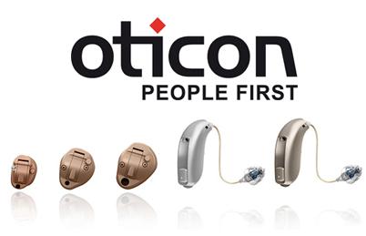 سمعک های Oticon