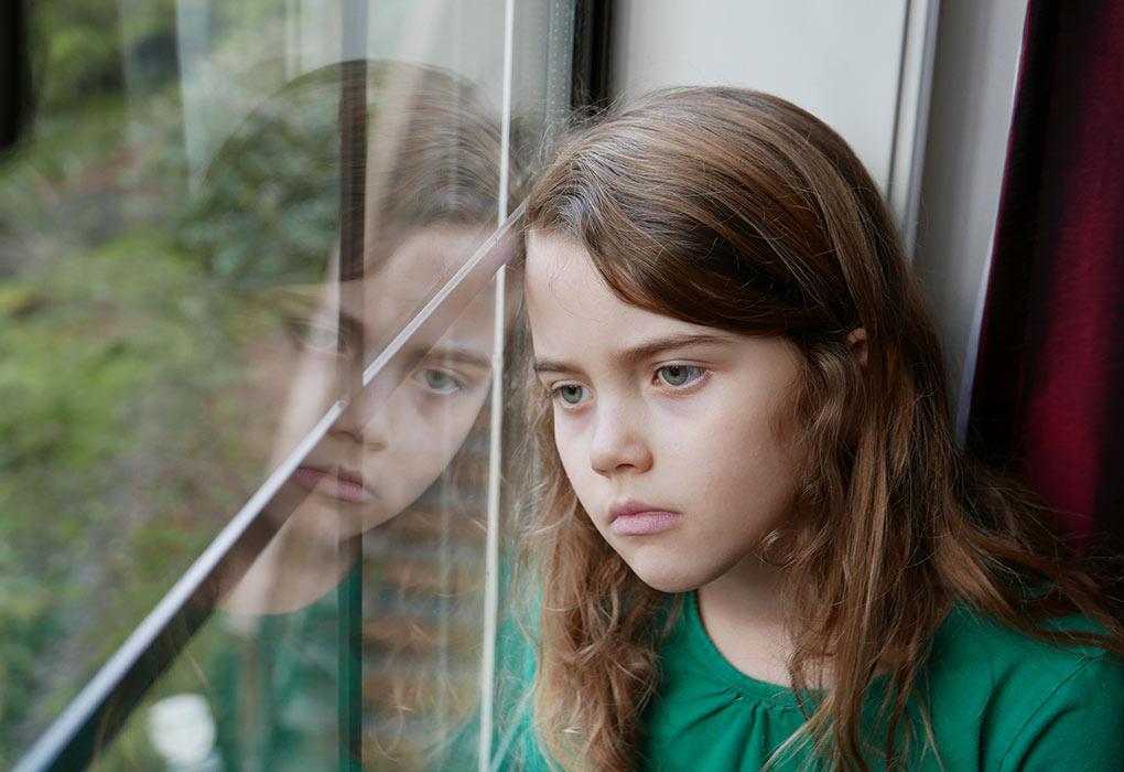 اختلال استرس پس از سانحه در کودکان