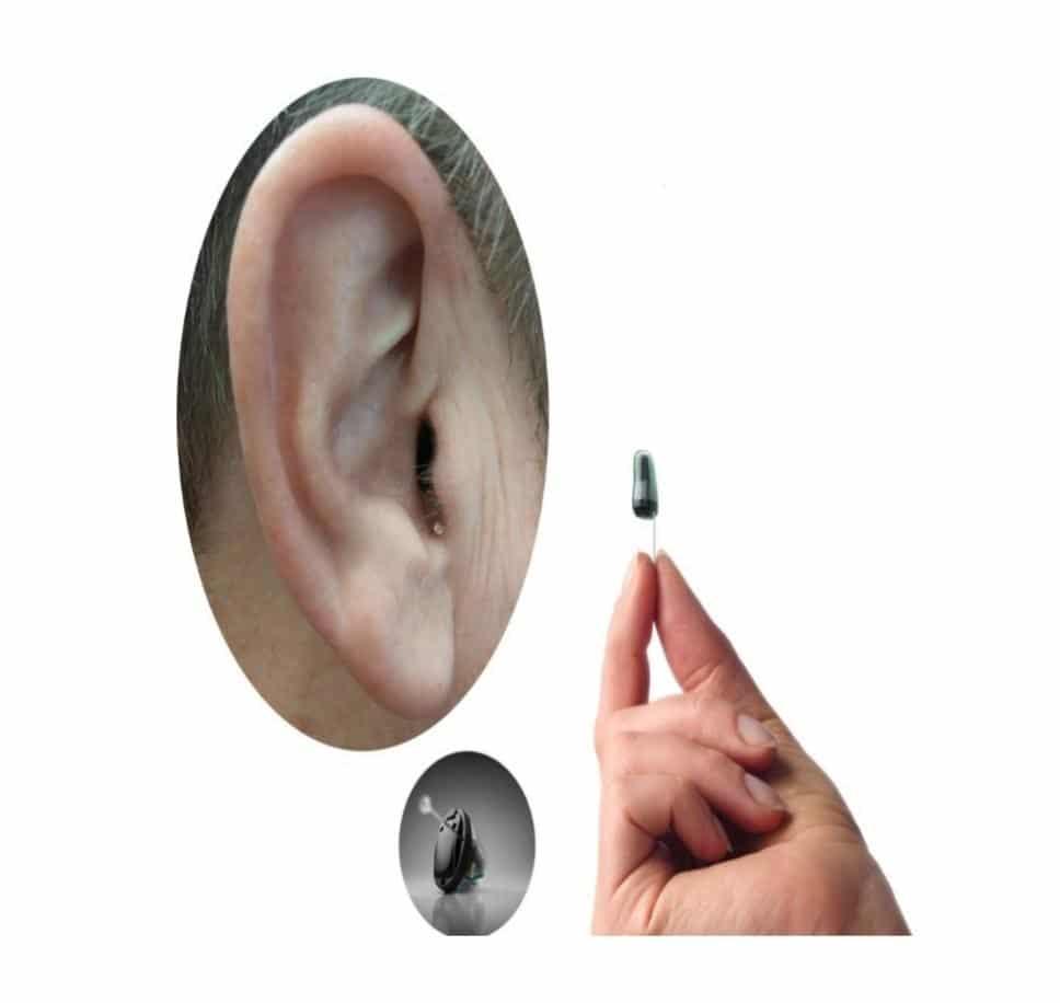 سمعک نامرئی برای گوش