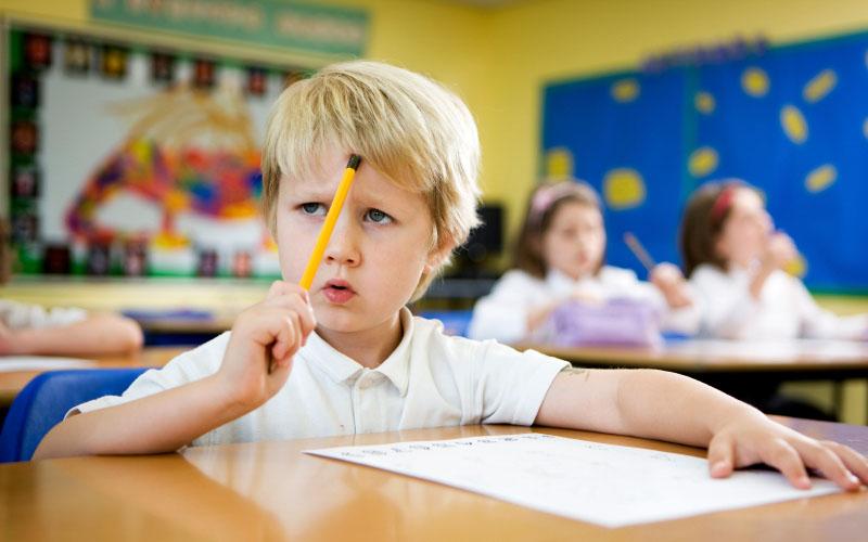 اختلال یادگیری کودکان دبستانی