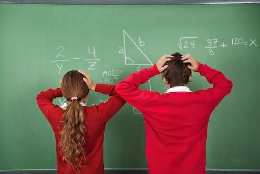 اختلال یادگیری در درس ریاضی