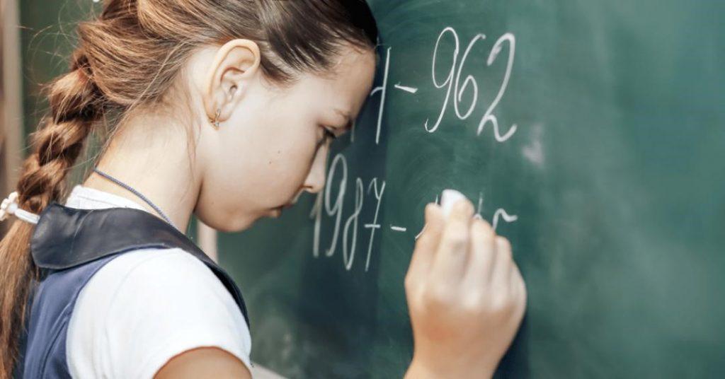 درمان اختلال یادگیری در کودکان دبستانی و کلاس اول