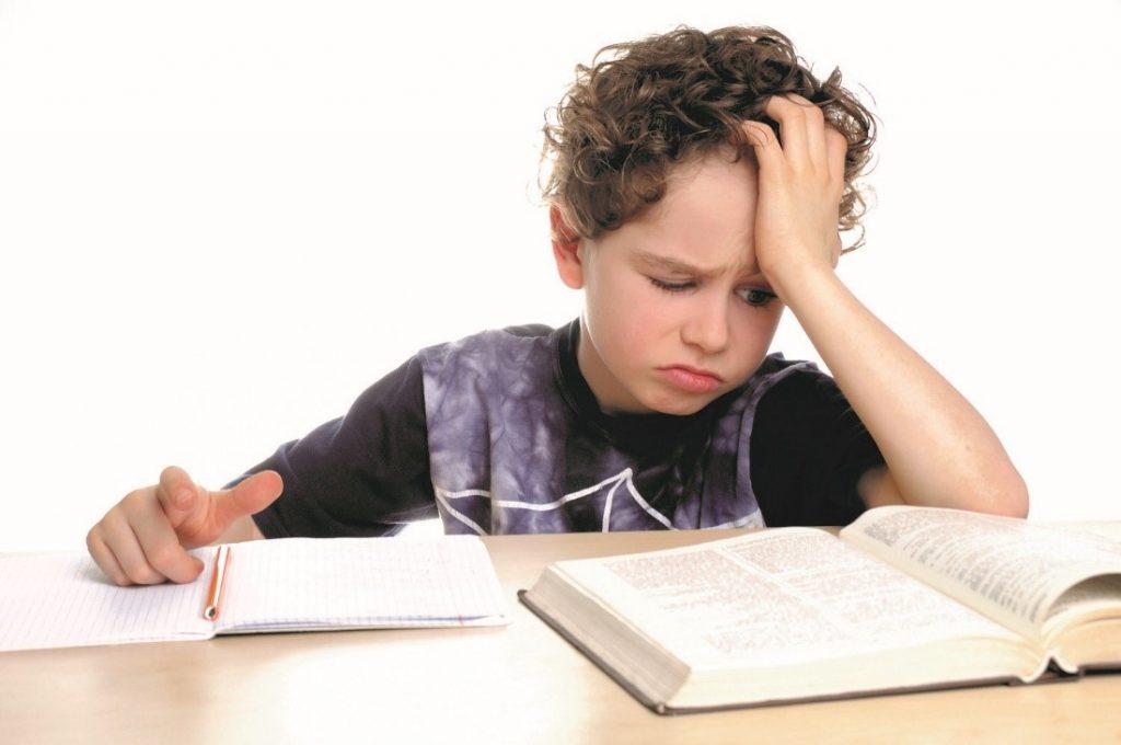 اختلالات یادگیری در خواندن کودکان