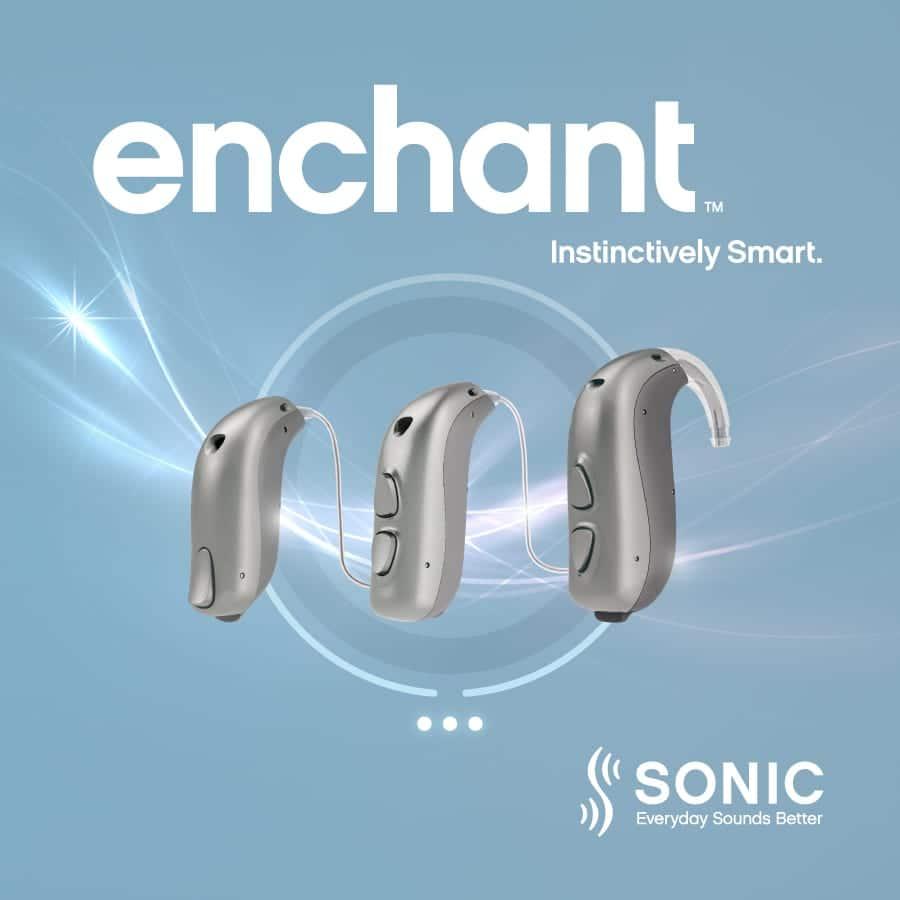 سعک شنوایی سونیک Enchant
